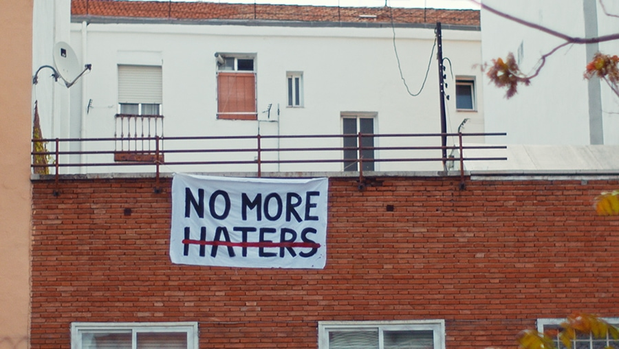 No More Haters